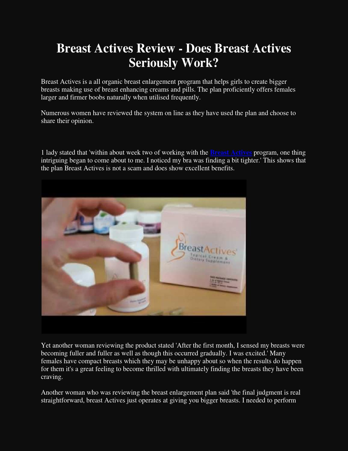 Breast Actives Review By Subham Sarkar Issuu