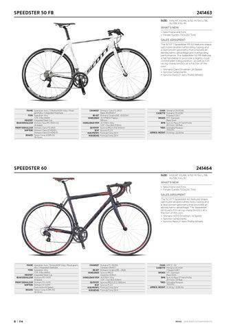 6f77dddef02 Scott Sports 2016 Bikes components workbook by Rullens Tweewielers ...