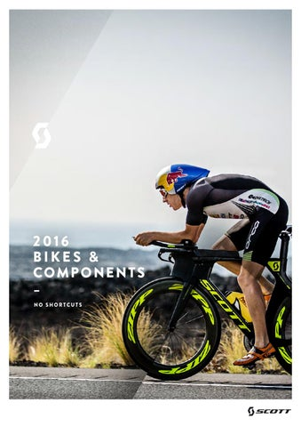 6f77dddef02 Scott Sports 2016 Bikes components workbook by Rullens Tweewielers ...