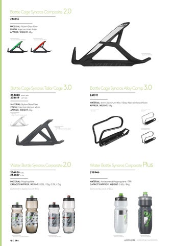 Syncros Bottle Cage Alloy Comp 3.0