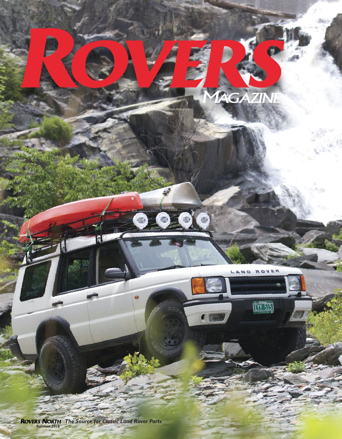 Rovers Magazine Summer 2015 By North Issuu Free Electrical Wiring Diagrams Cycle Electric Dgv 5000 Inc