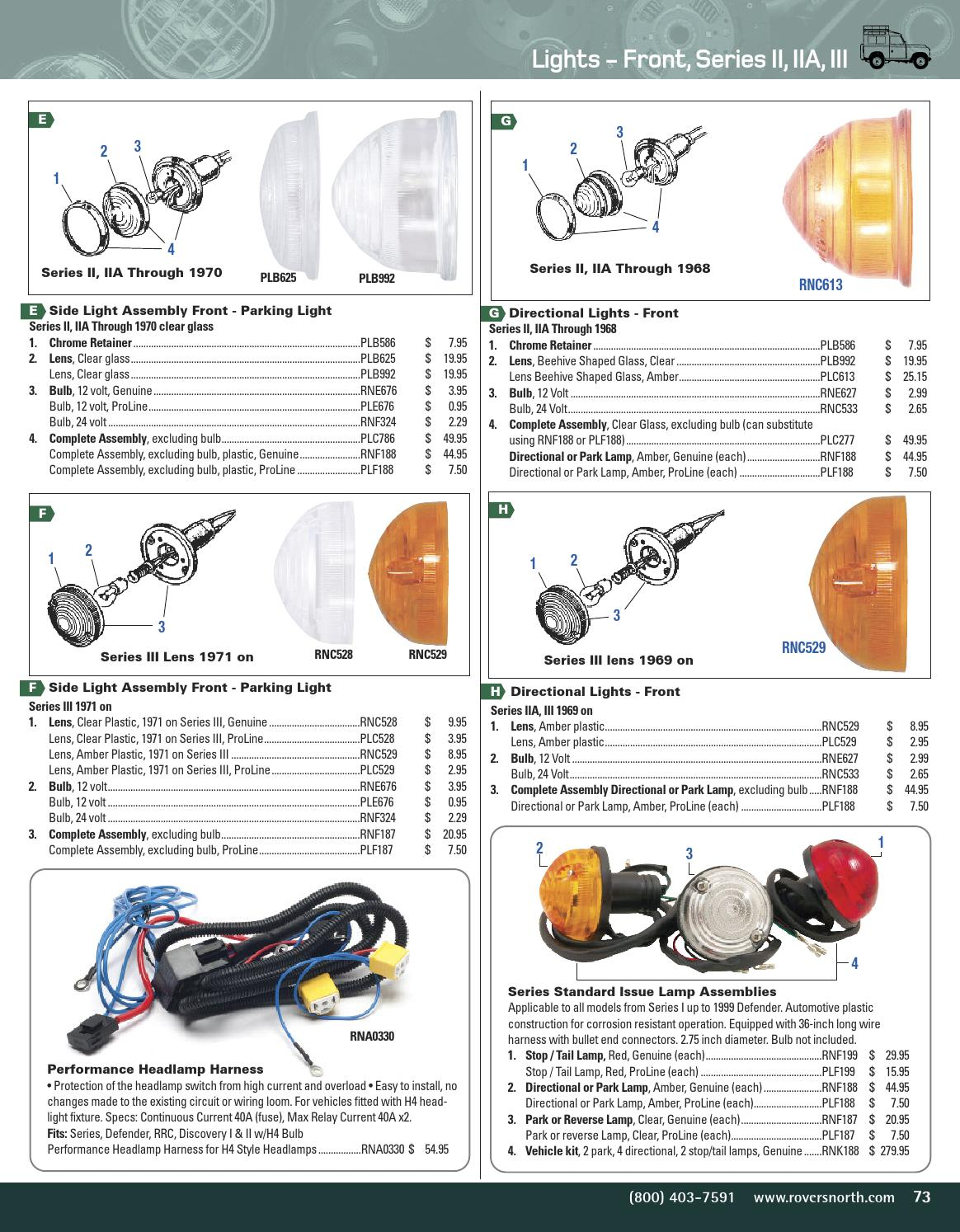 Rovers Magazine Summer 2015 By North Issuu Wiring 12 Volt Lights In Series
