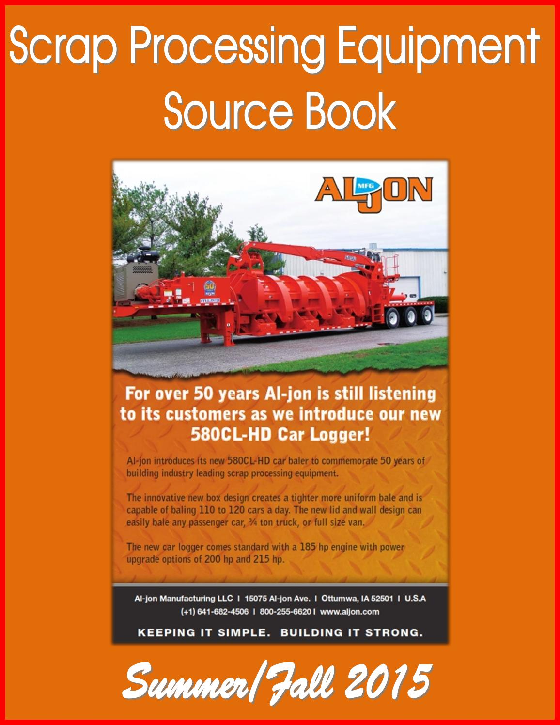 Scrap Processing Equipment Source Book By Federal Buyers Guide Inc Printed Circuit Board Recycling From Professional Issuu
