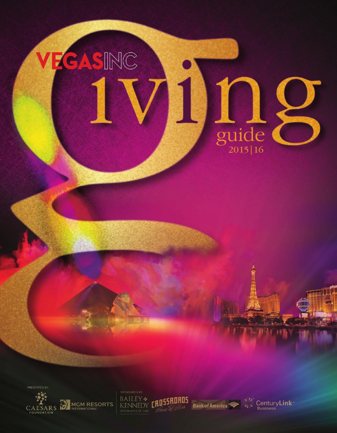 f461ca45b2f6 2015-08-20 Vegas Inc Giving Guide 2015-16 by Greenspun Media Group - issuu