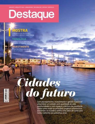 c89366bbb8b Revista Destaque Agosto 2015 by Revista Destaque Decor - issuu