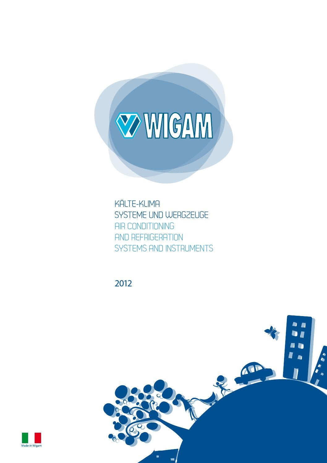 WIGAM-Katalog deutsch by OEHME-Systeme - issuu