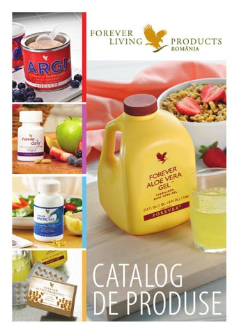 Catalog Forever Living Product by Reprezentant Produse Cosmetice - issuu