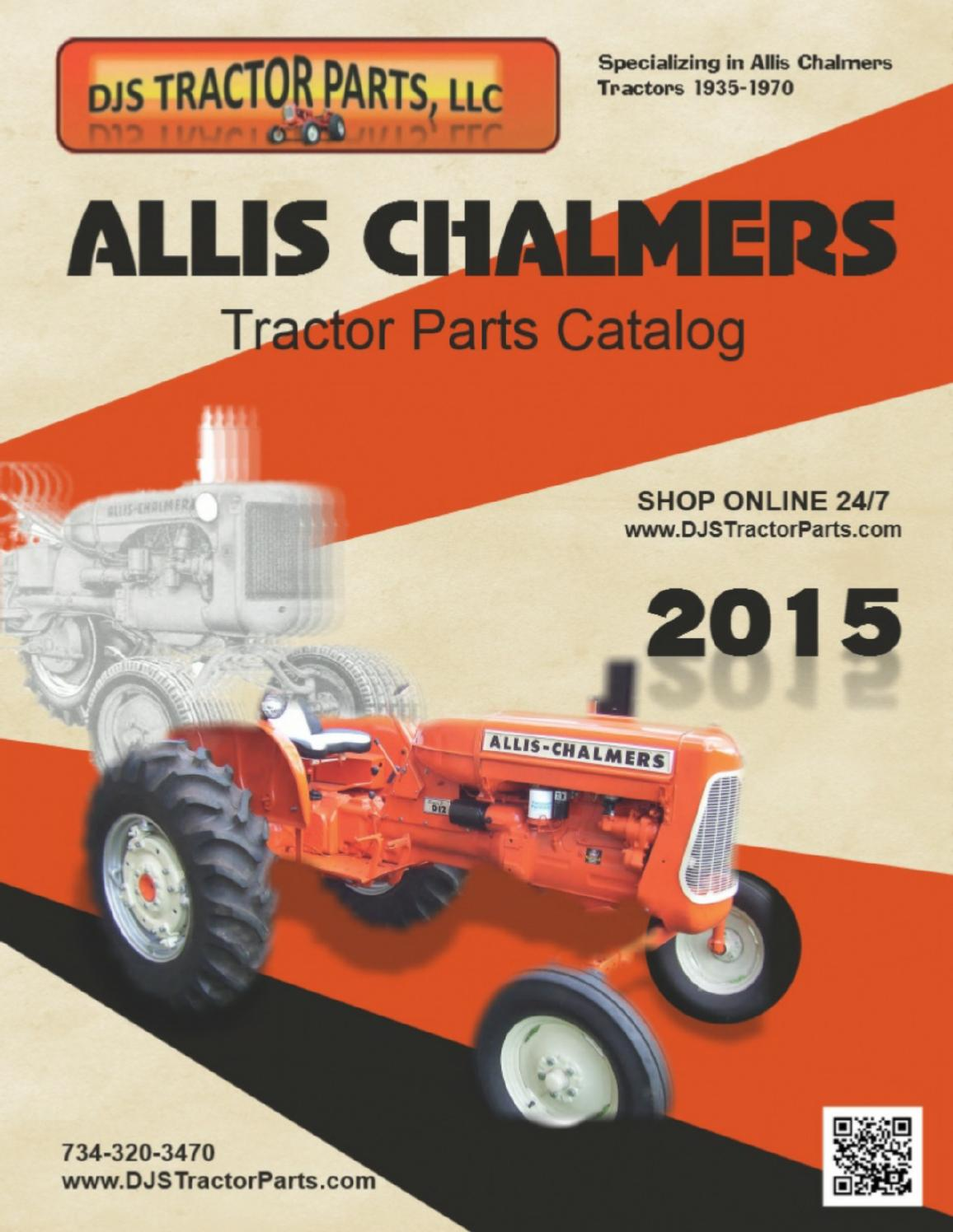 OEM Allis Chalmers Tractor D17 D19 WD45 WD-45 Brake Spring Front 70232564 222500