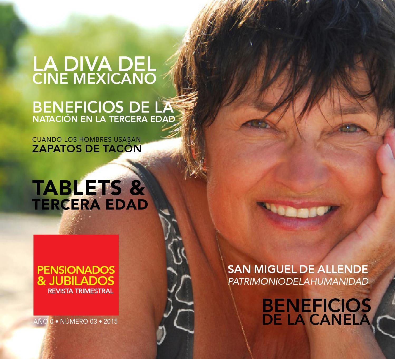 f38cea51 Revista Pensionados & Jubilados No.3 by Rocio Moguel - issuu