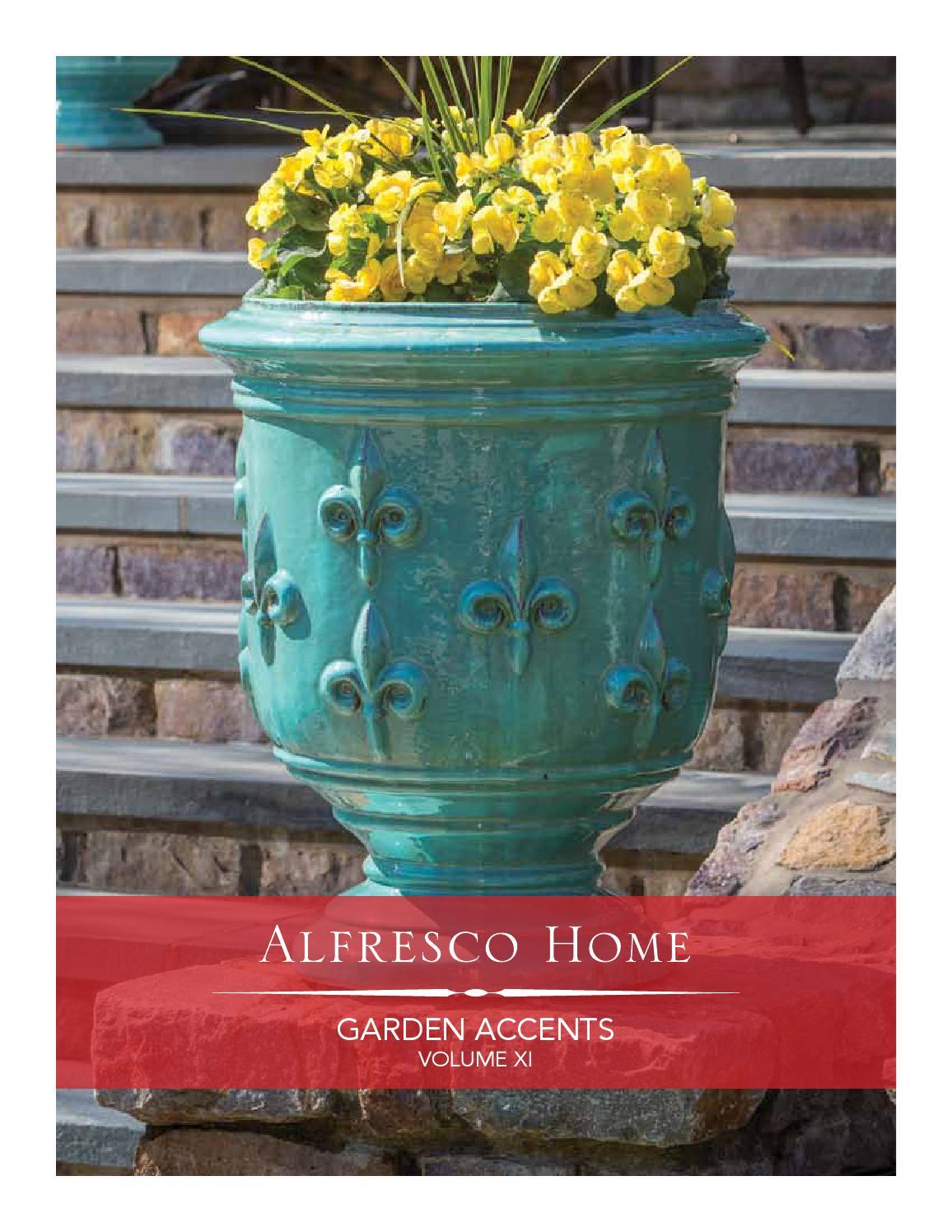 Planter Menthe En Pot alfresco home garden accents volume 11daniel alarcon jr