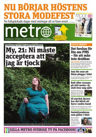 lowest price 91730 a7264 20150824 se stockholm by Metro Sweden - issuu