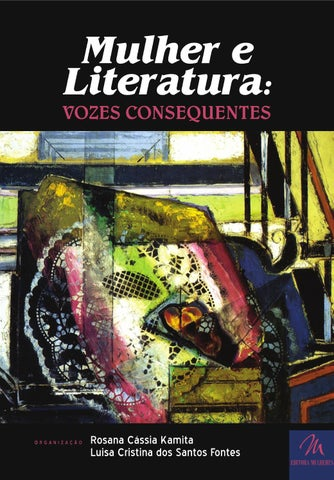 d39218cb5 Mulher e Literatura  vozes consequentes by GT A Mulher na Literatura ...