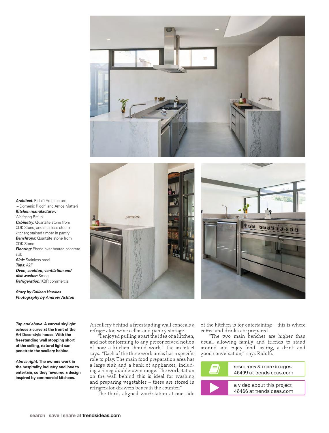 Peachy Nz Mytrends Bathroom Home Kitchen Vol 31 08 By Pabps2019 Chair Design Images Pabps2019Com