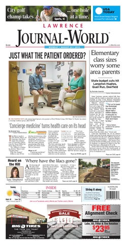 2430e29c3786 Lawrence Journal-World 08-24-2015 by Lawrence Journal-World - issuu