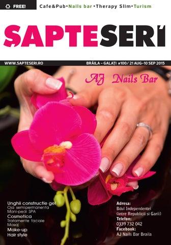 Sapte Seri Galati Braila Nr 100 By Sapte Seri Galati Braila Issuu