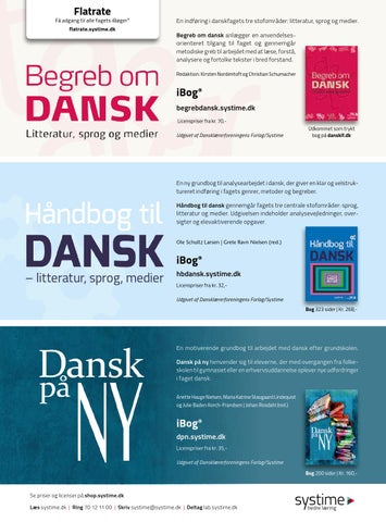 BEGREB OM DANSK PDF DOWNLOAD