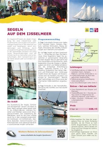 Klassenfahrten Katalog - Gruppenreisen Europa by schulfahrt.de - issuu