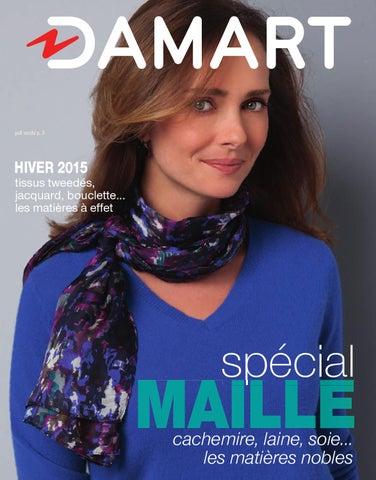 816bf0aa5e2ac DAMART - Actu Mode - Septembre 2015 by Damart - issuu