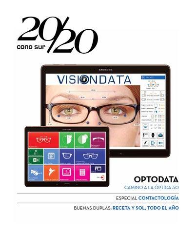 OPTODATA CAMINO A LA ÓPTICA 3.0 ESPECIAL CONTACTOLOGÍA BUENAS DUPLAS   RECETA Y SOL 7ae28ccf6d16