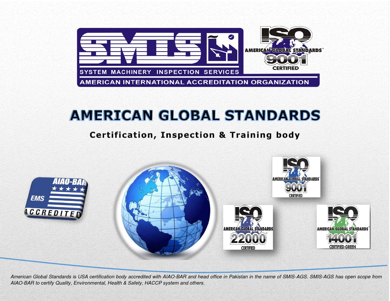American Global Standards By American Global Standards Issuu