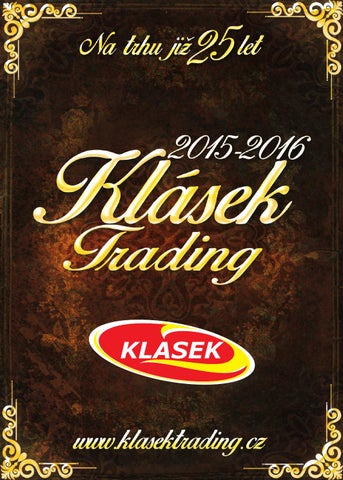 Katalog 2015 by Klasek - issuu 394231ba3b