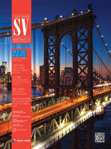 4aa4d38d89134 Revista Segue Viagem Edição 27 by Trend Operadora - issuu