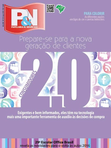 Pn132site By Revista Papelaria Negocios