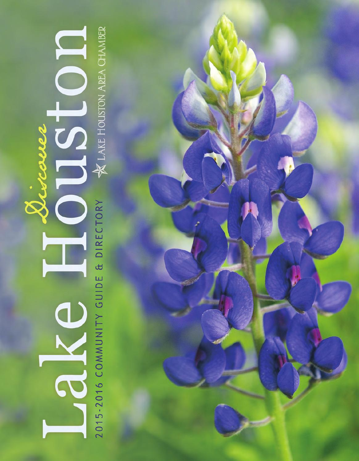 2015 2016 Community Guide And Directory By Lake Houston Area Chamber Ttec4841 Electrical Corey Leonard April 2011 Issuu