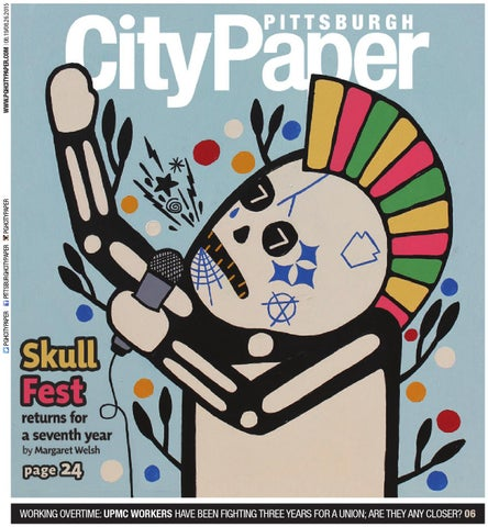 August 19 2015 By Pittsburgh City Paper