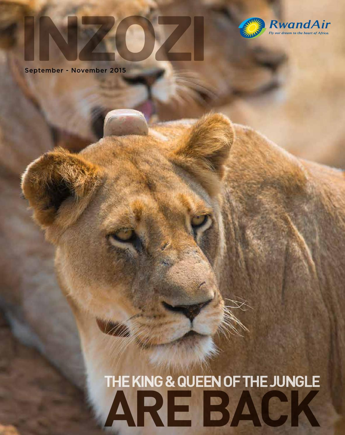 Souvent Rwandair Inzozi Magazine March 2017 by Inzozi Magazine - issuu KB96