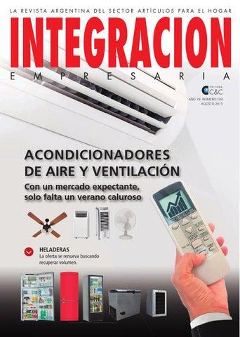 d130ebe4db1 Revista Integración Empresaria 104 by Grupo Eletrolar - issuu