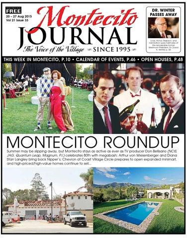 e327d7f6ae8b Montecito Roundup by Montecito Journal - issuu