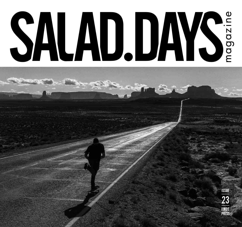 Salad Days Magazine #23 by Salad Days Magazine issuu