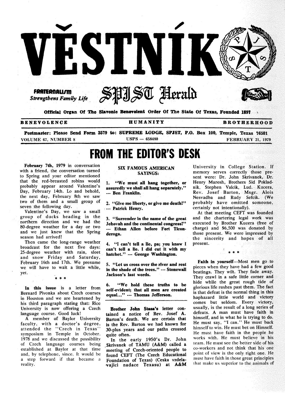 Vestnik 1979 02 21 by spjst issuu fandeluxe Gallery
