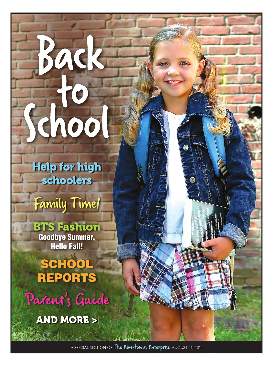 Rivertowns Enterprise - BACK TO SCHOOL 2015 by The Rivertowns Enterprise -  issuu
