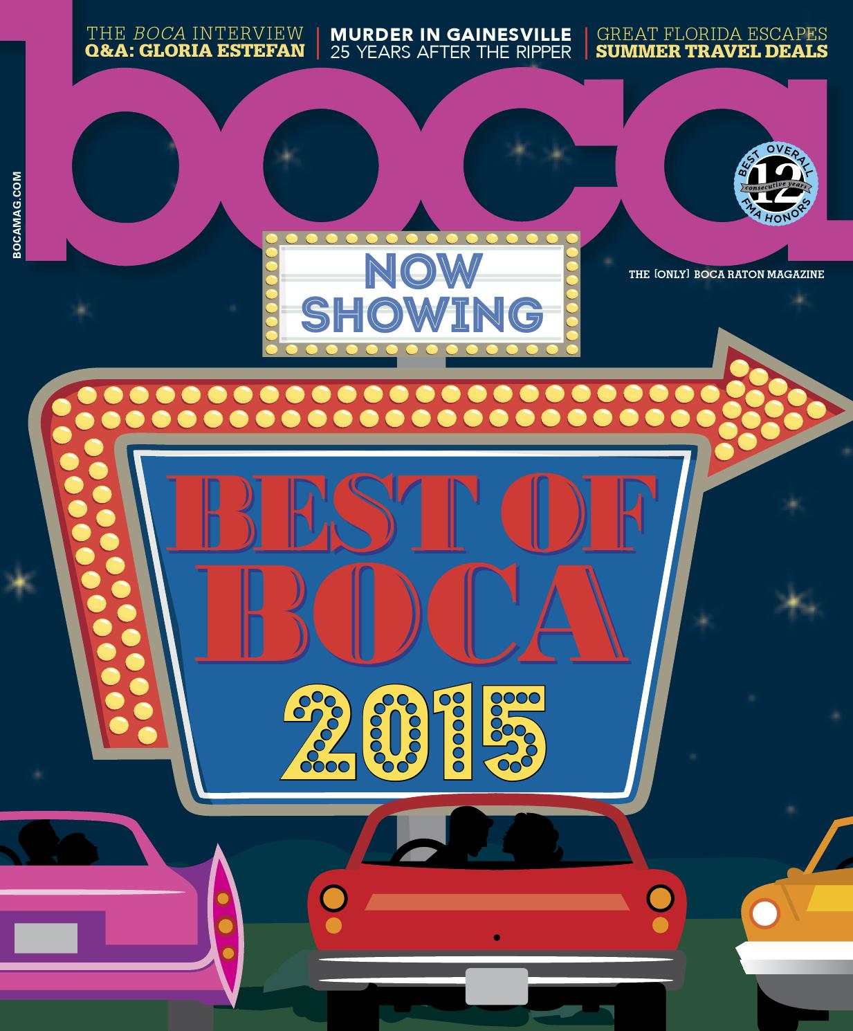 Boca Raton Magazine July August 2015 By Jes Media Issuu Lustybunny Baby Shoes Motive Round 22 Cokelat Tua