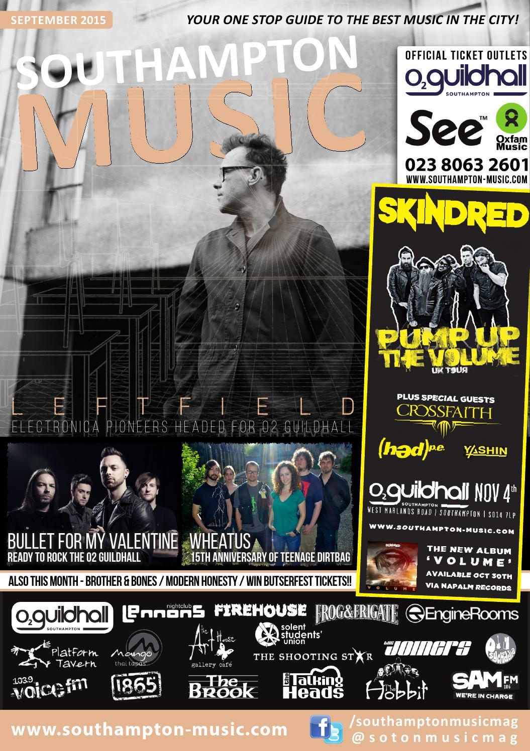 Southampton Music September 2015 By Ph Music Media Ltd Issuu