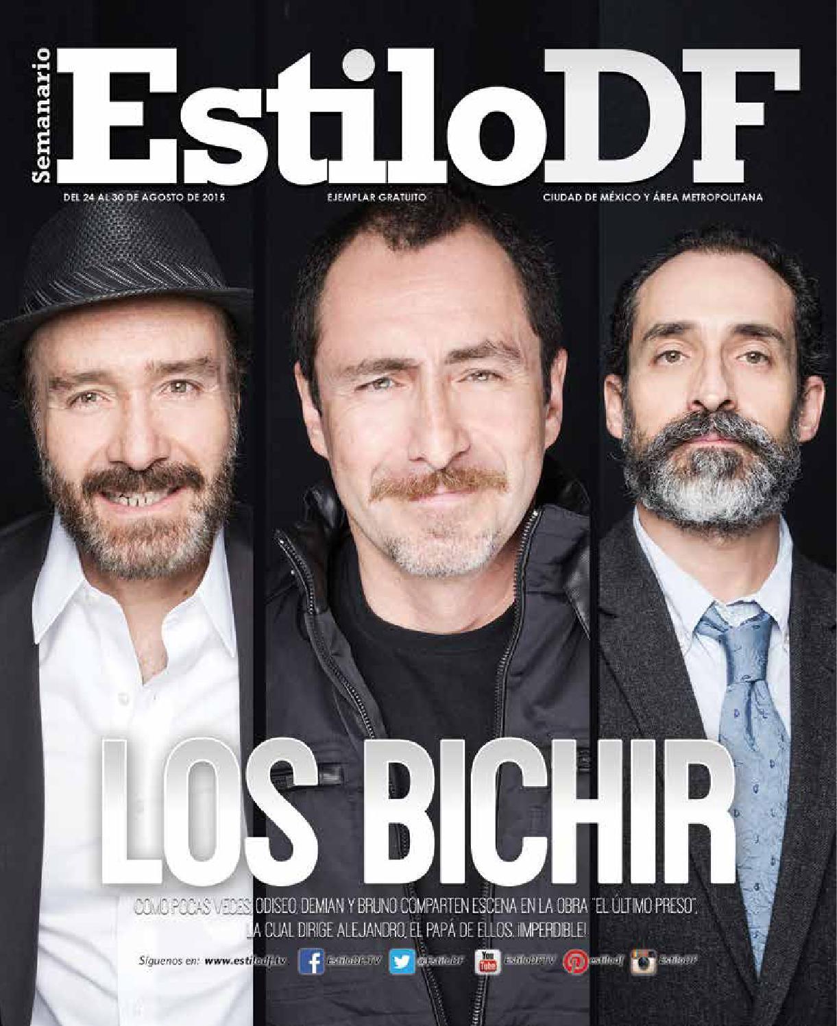 Estilodf Los Bichir 24 De Agosto By Estilodf Issuu