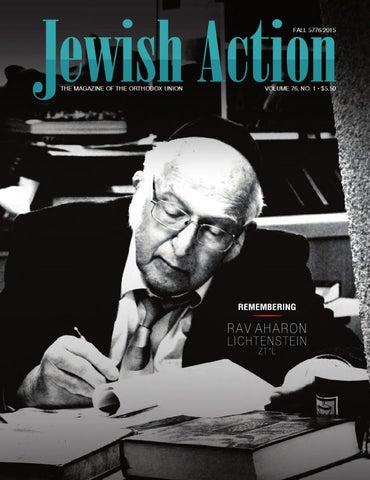4e09c0cb76 Jewish Action Fall 2015 by Orthodox Union - issuu