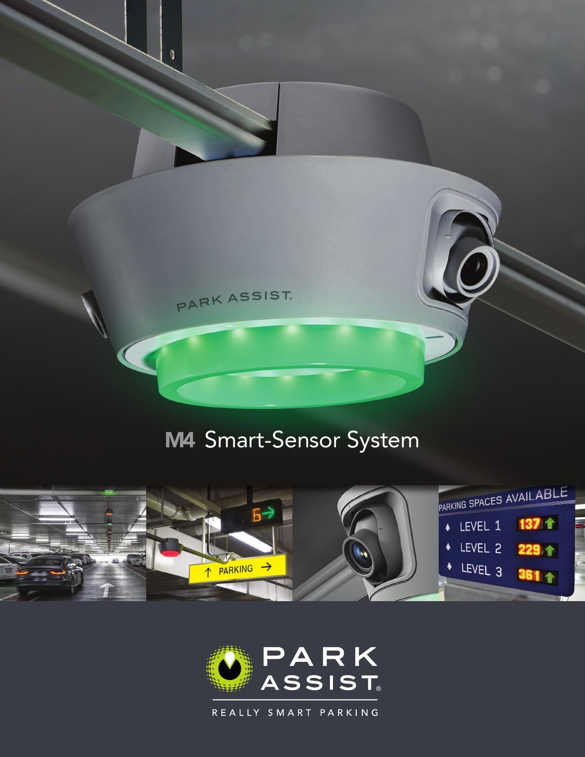Park Assist M4 Smart Sensor System By Angela Giusti Issuu