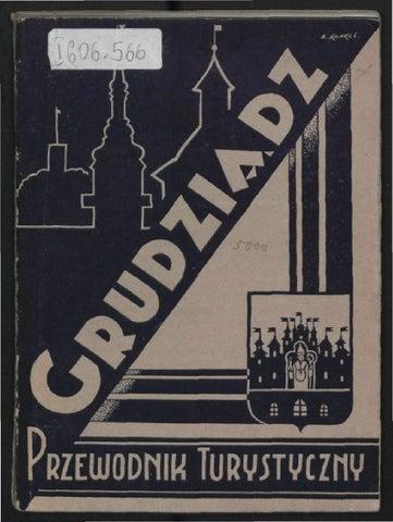 Grudziądz Przewodnik Retro 1937 By Viapolandcom Issuu