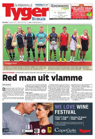 Tygerburger durbanville 20150819 by tygerburger newspaper issuu page 1 ccuart Images