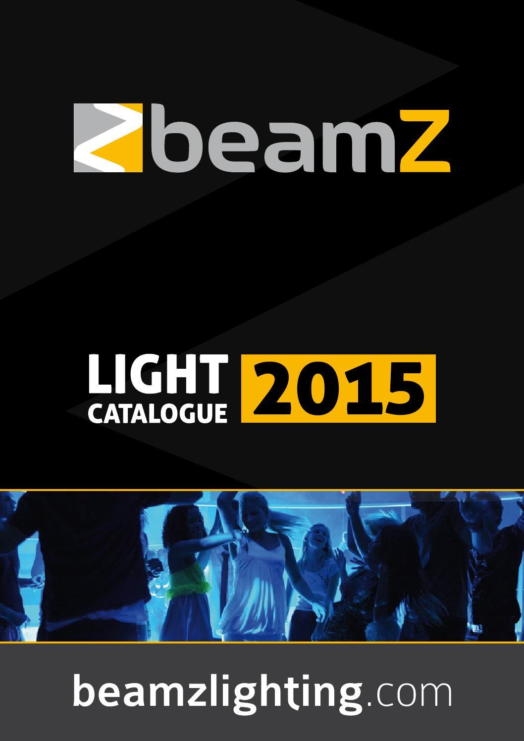 Beamz Light Catalogue 2015 English By Tronios Bv Issuu Sixled Bar Power Indicator Electronic Circuits