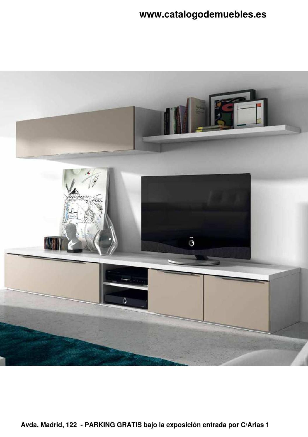 Cat logo sal n moderno by cat logo de muebles novedades - Novedades delicias ...