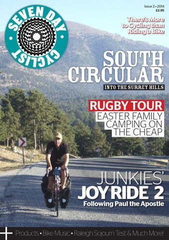 325cf089e21 Cw december issue by Cycling World - issuu