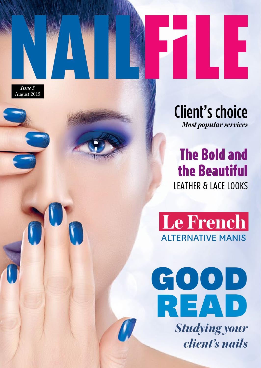Nail File 1.3lr by Professional Beauty SA - issuu