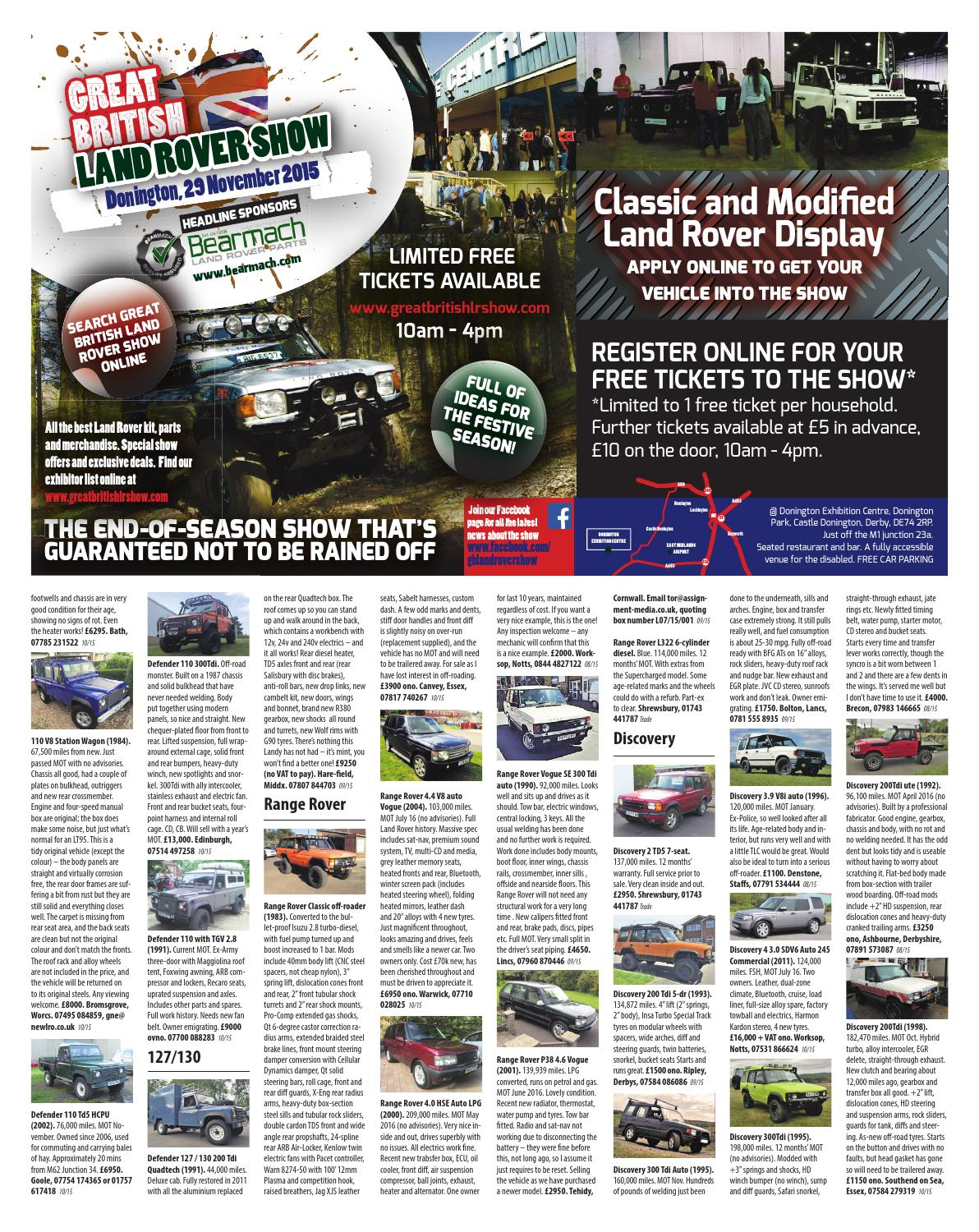 The Landy October 15 by Assignment Media Ltd - issuu