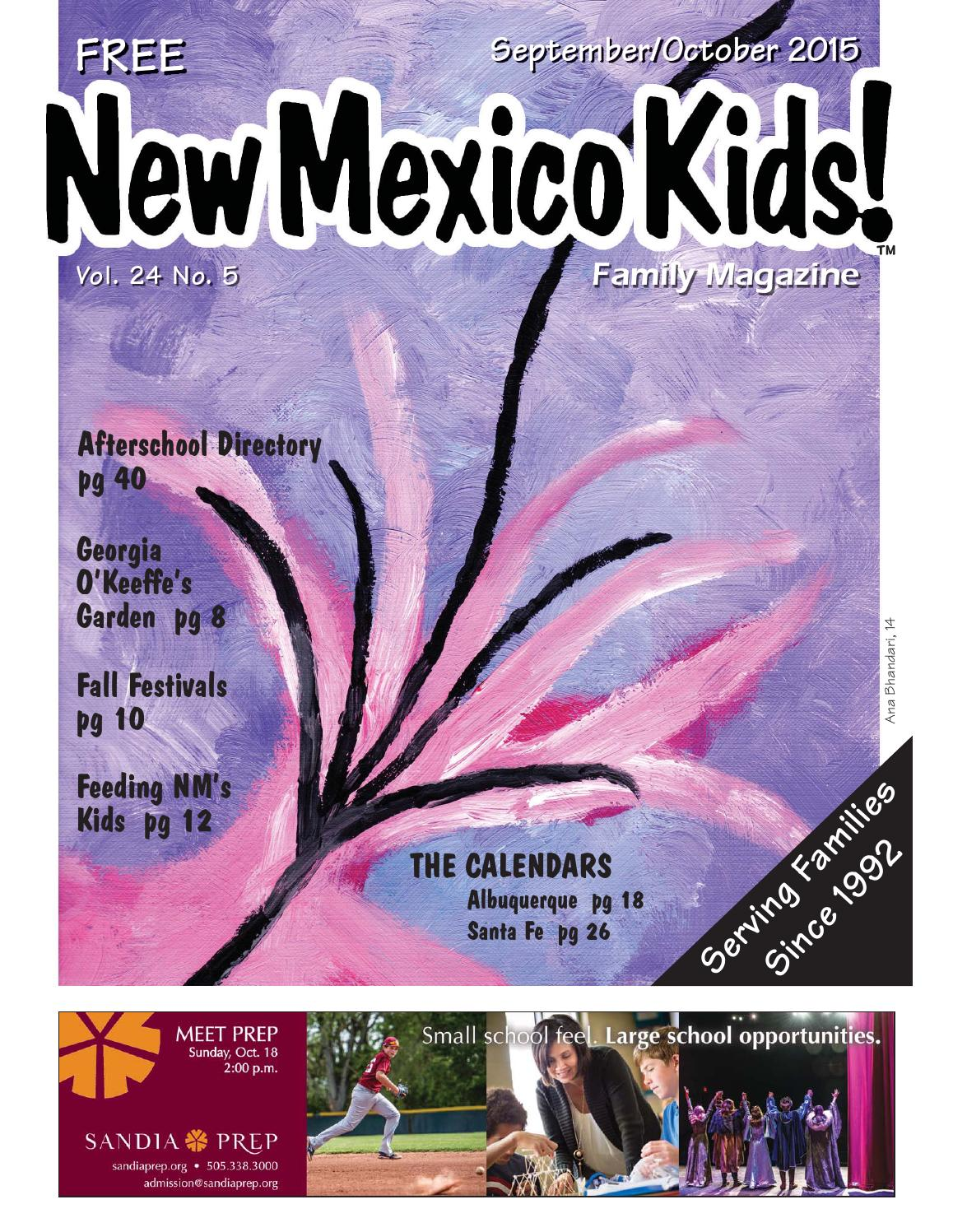 New mexico kids septemberoctober 2015 by new mexico kids issuu jeuxipadfo Image collections