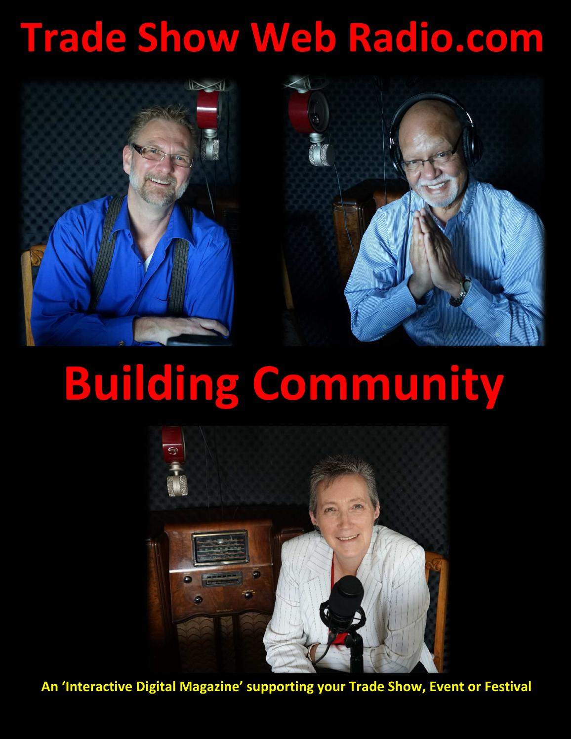 Trade Show Web Radio com by Rick Haaland - issuu