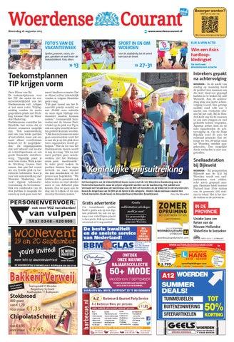 Van Geels Tuinmeubelen Woerden.Woerdense Courant Week35 By Wegener Issuu